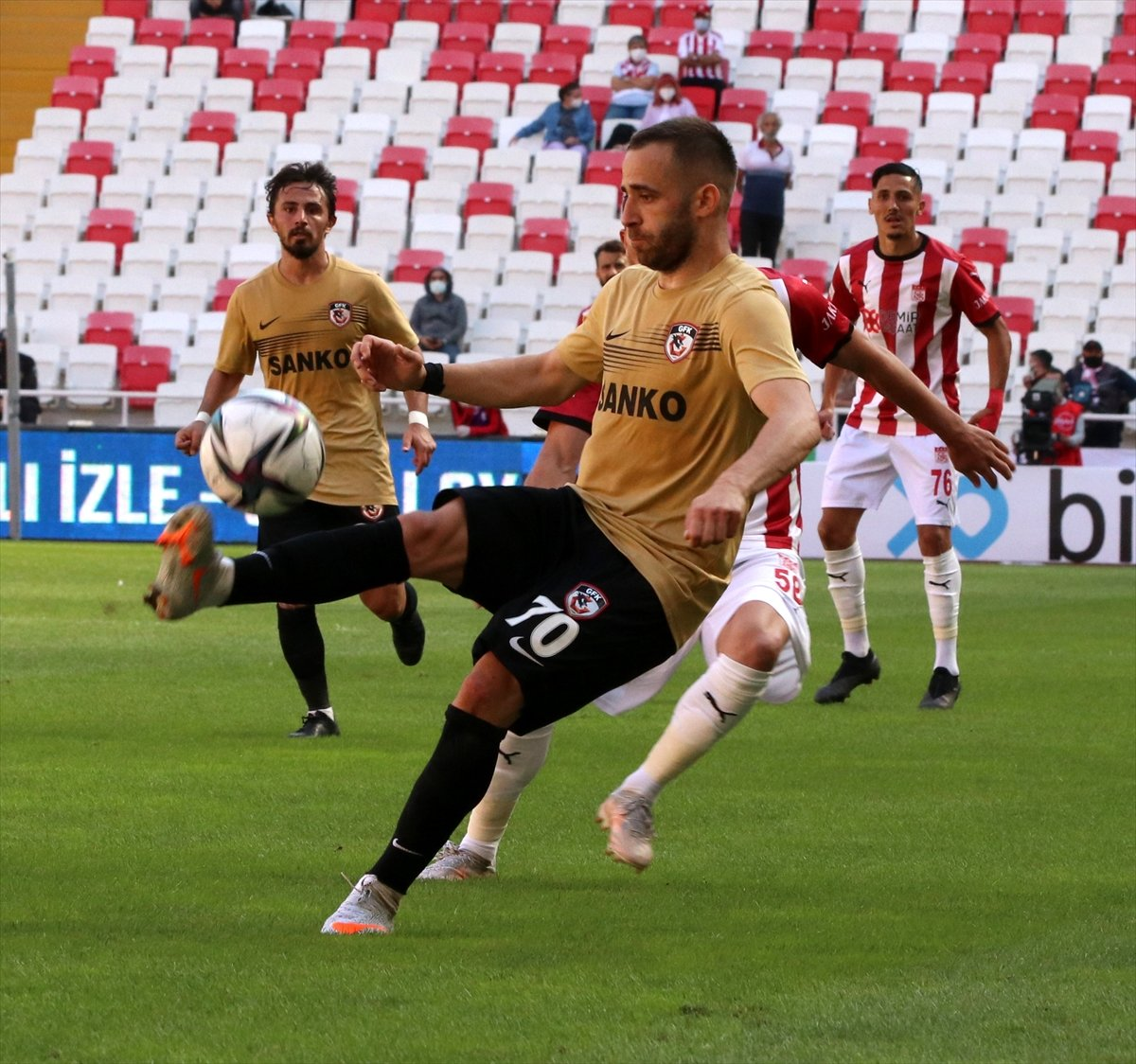 Sivasspor, Gaziantep FK ile berabere kaldı #2