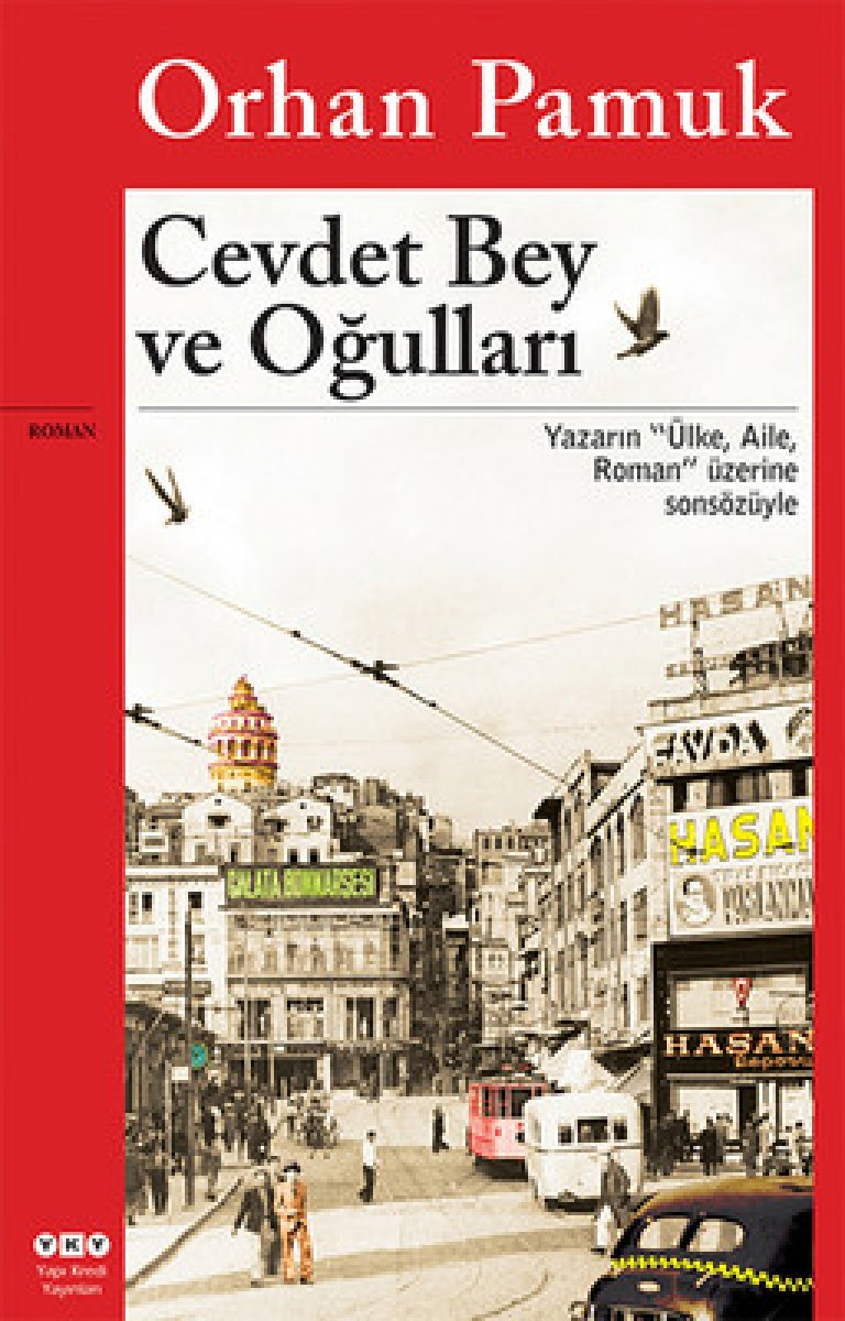 Orhan Pamuk un üç romanında intihal iddiaları  #3