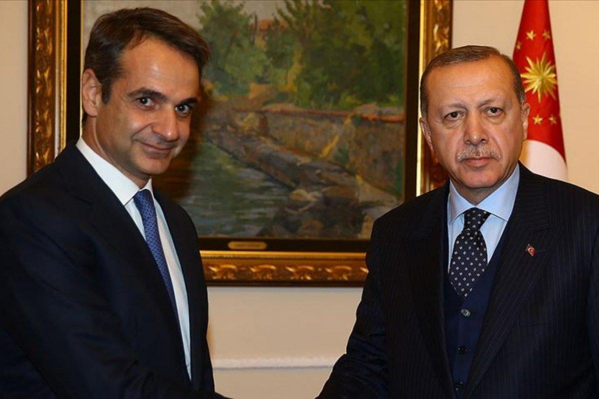 Miçotakis ten Türkiye ye: Önemli bir ortak #1