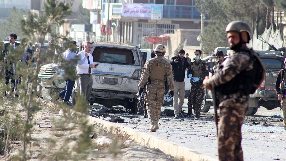 ABD ordusu ve istihbaratı, Kabil de 10 sivilin öldüğü saldırıdan birbirlerini sorumlu tuttu #1