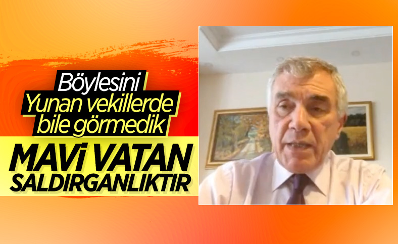 CHP'li Ünal Çeviköz'den 'Mavi Vatan'ı hedef alan sözler