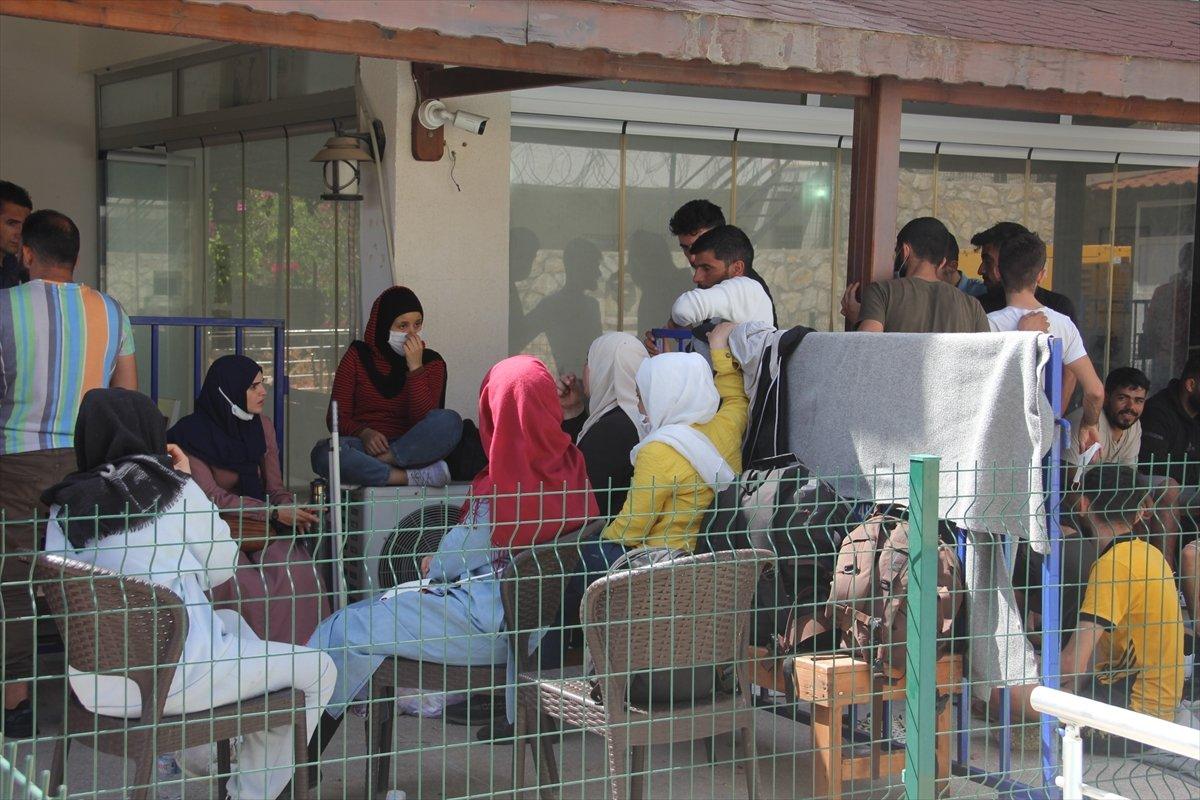 Muğla da 48 düzensiz göçmen yakalandı #2