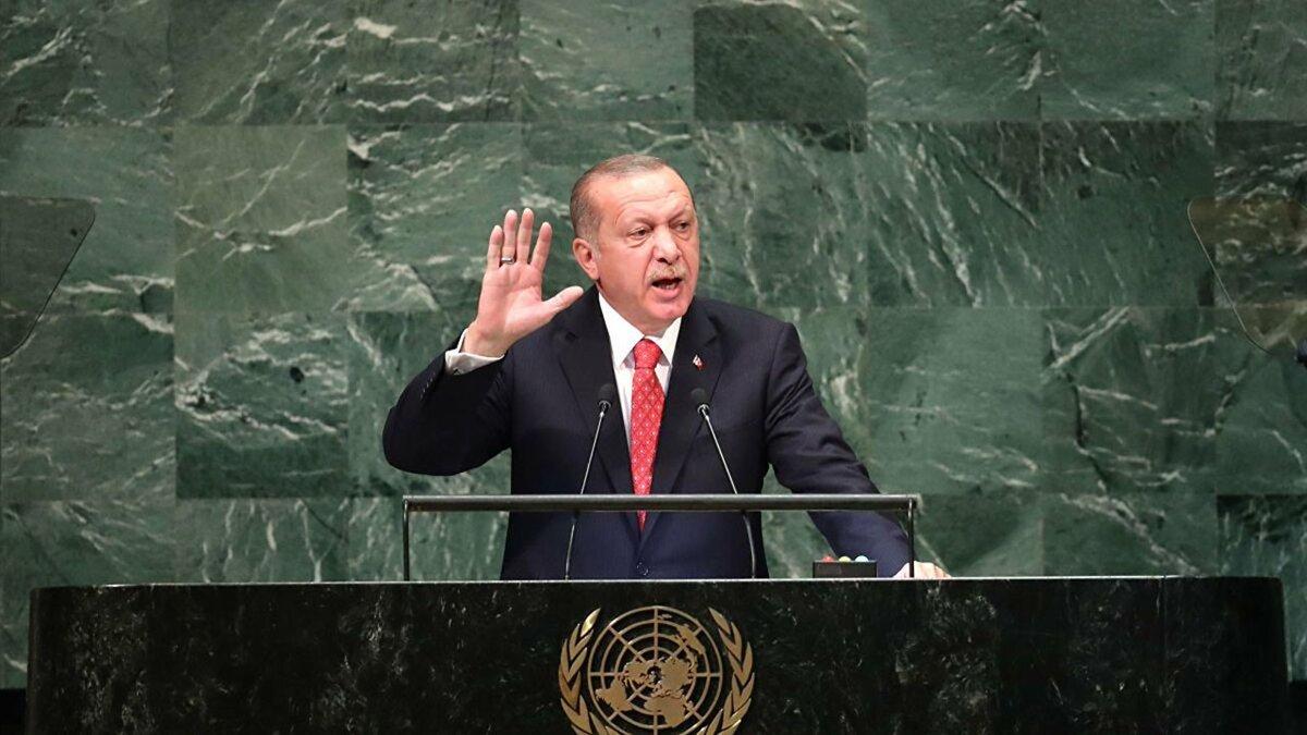 Cumhurbaşkanı Erdoğan, BM Genel Kurulu için ABD ye gidiyor #2