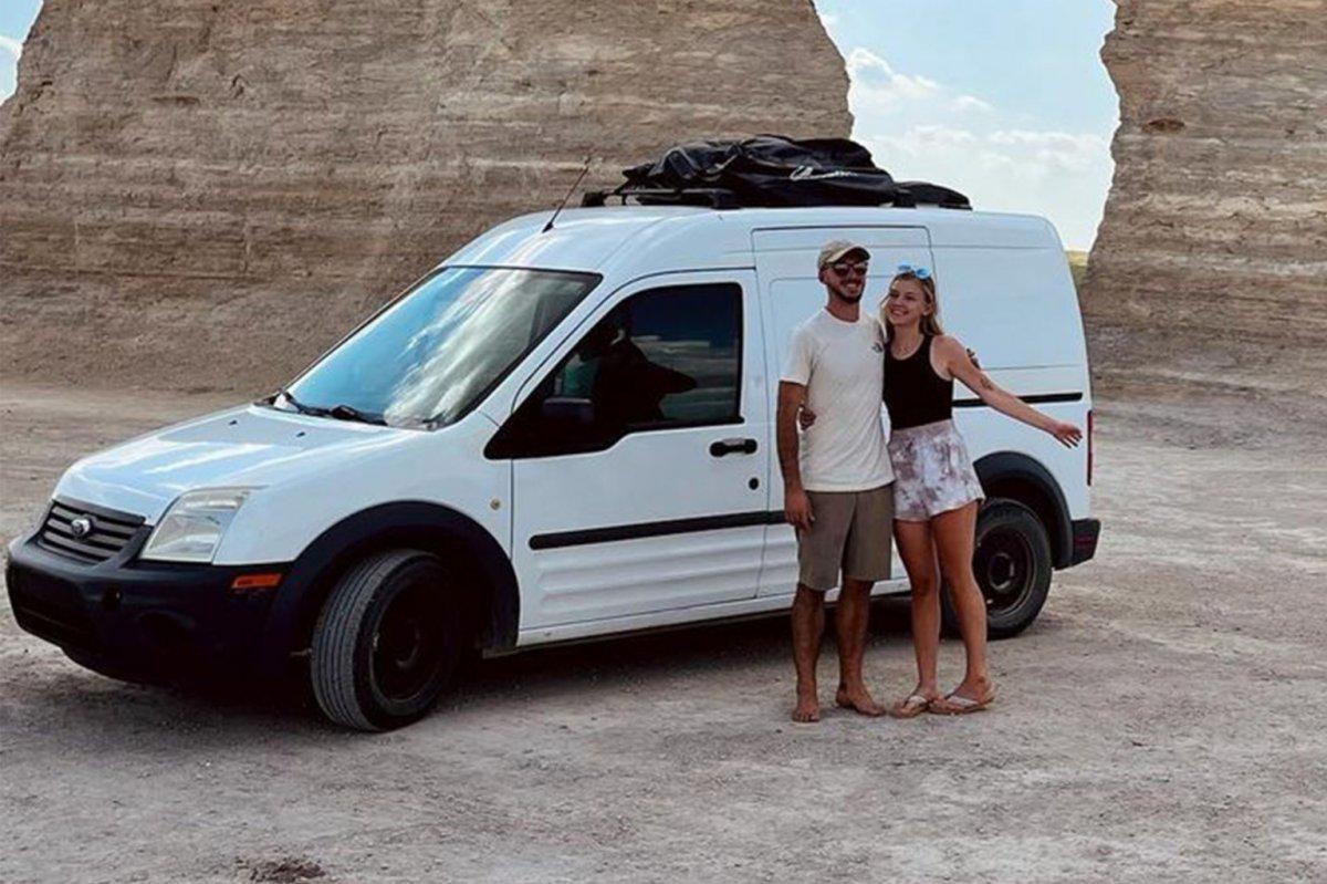 ABD de Gabby Petito ve nişanlısı Brian Laundrie kayıplara karıştı #3
