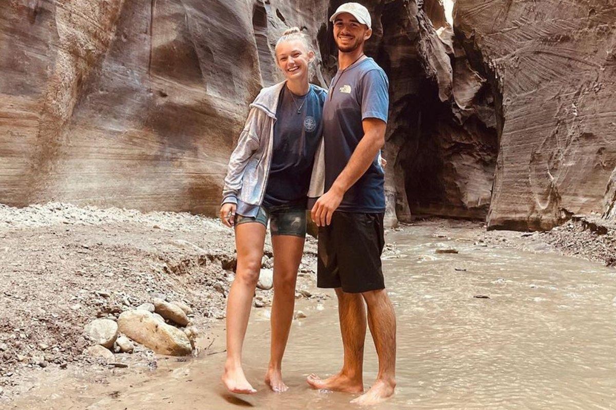 ABD de Gabby Petito ve nişanlısı Brian Laundrie kayıplara karıştı #2