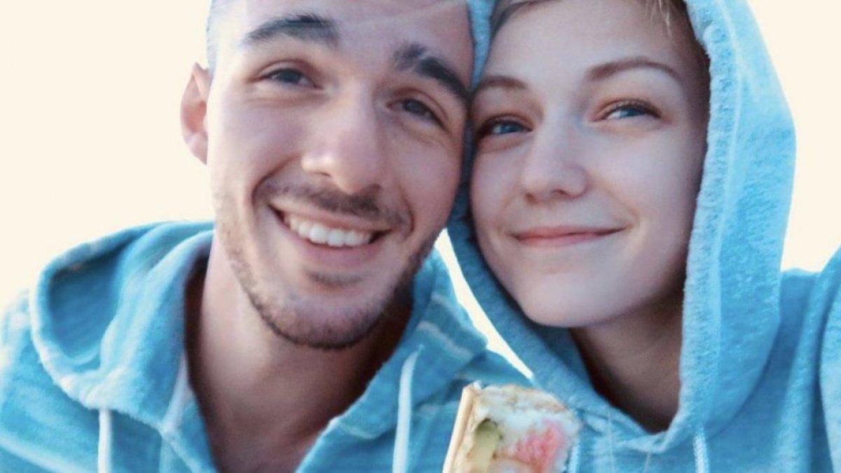 ABD de Gabby Petito ve nişanlısı Brian Laundrie kayıplara karıştı #1