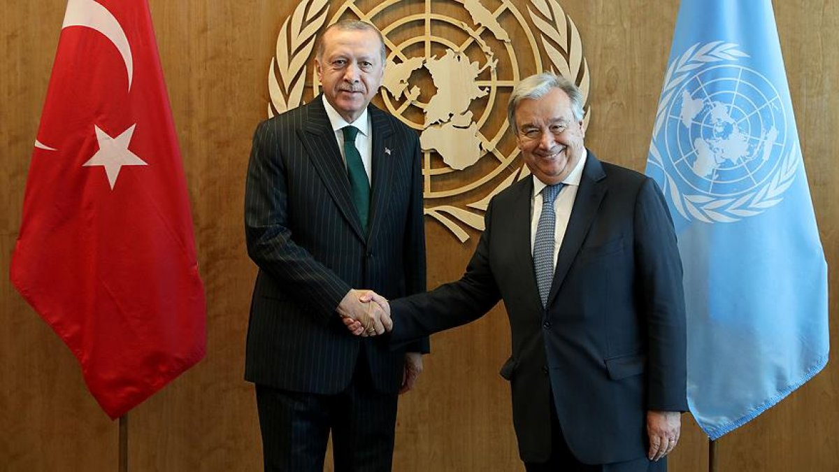 Cumhurbaşkanı Erdoğan, BM Genel Kurulu için ABD ye gidiyor #3