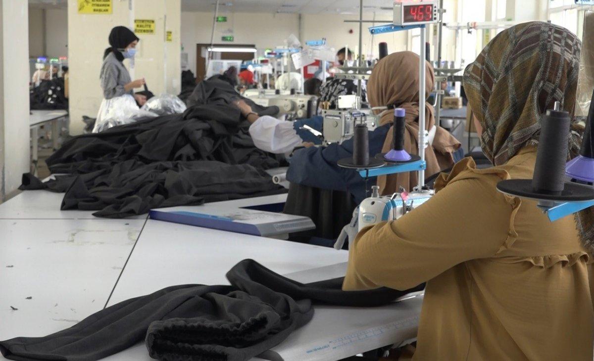 Bingöl'de yatırımlar kadın istihdamını arttırdı #6