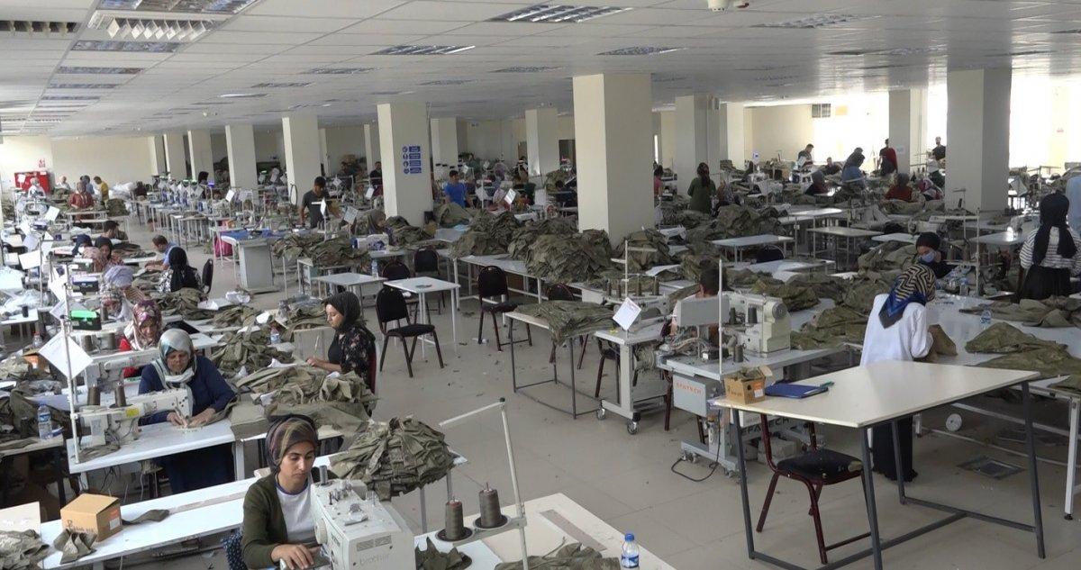Bingöl'de yatırımlar kadın istihdamını arttırdı #2