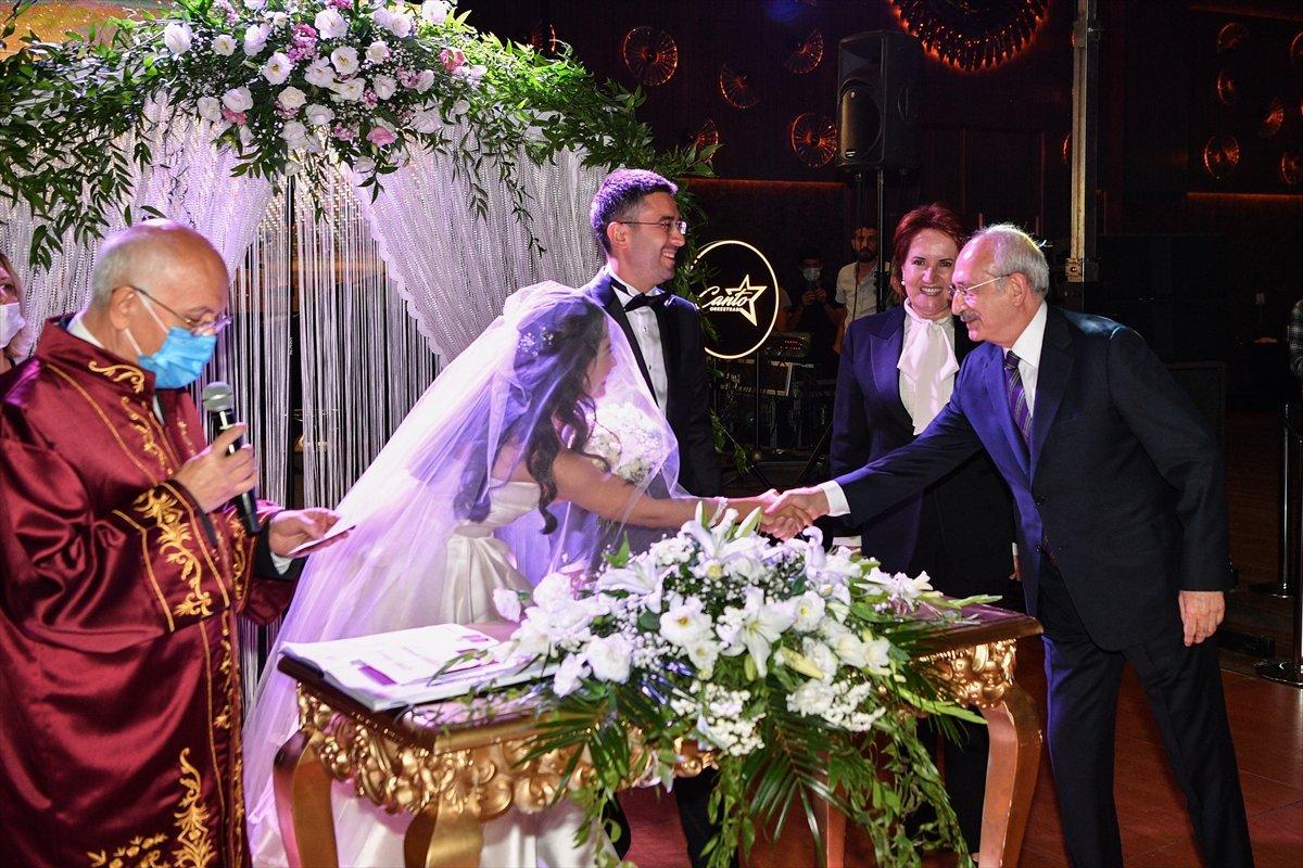 Kemal Kılıçdaroğlu, Ankara da düğün törenine katıldı #5
