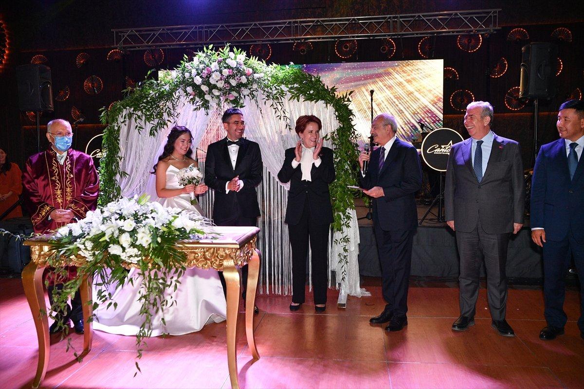 Kemal Kılıçdaroğlu, Ankara da düğün törenine katıldı #6
