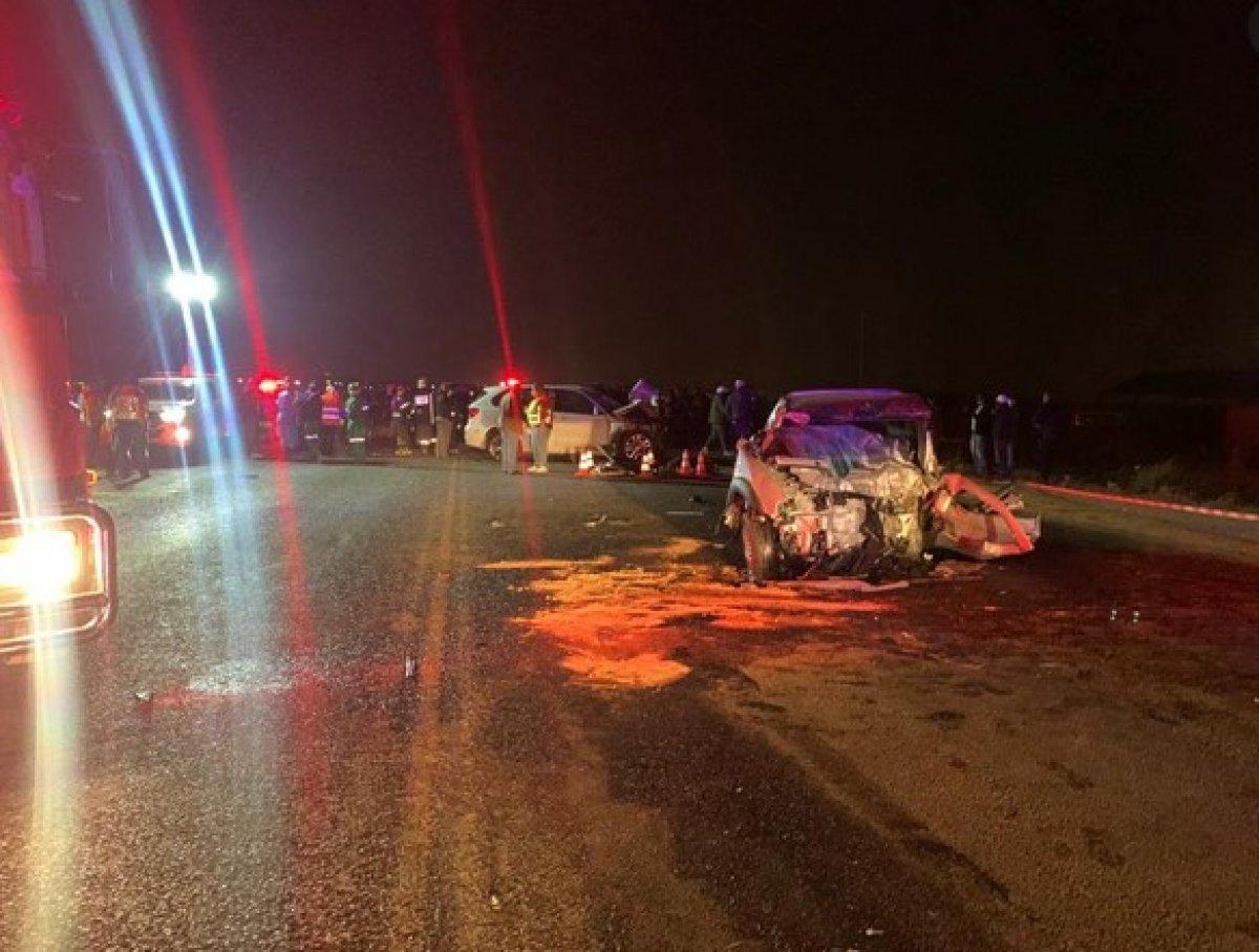 Johannesburg Belediye Başkanı Matongo, trafik kazasında öldü #3