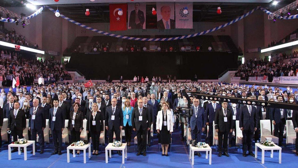 Memleket Partisi nin 60 kişilik Parti Meclis üyeleri belirlendi #2