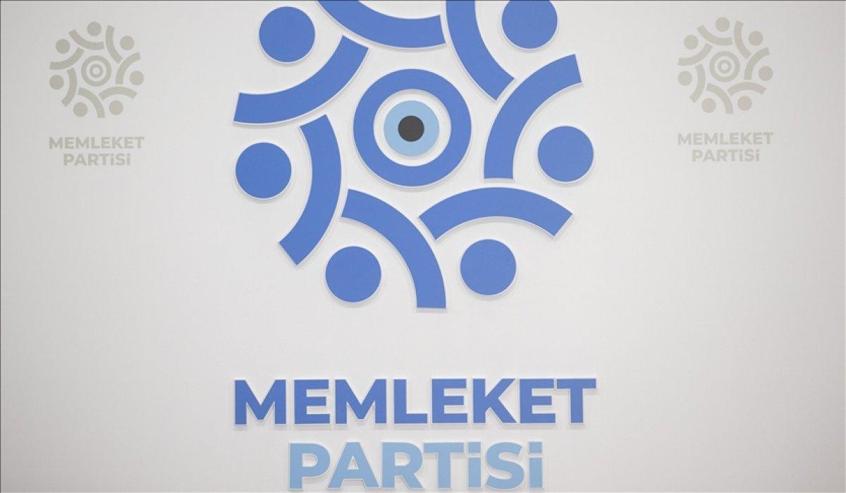 Memleket Partisi nin 60 kişilik Parti Meclis üyeleri belirlendi #1