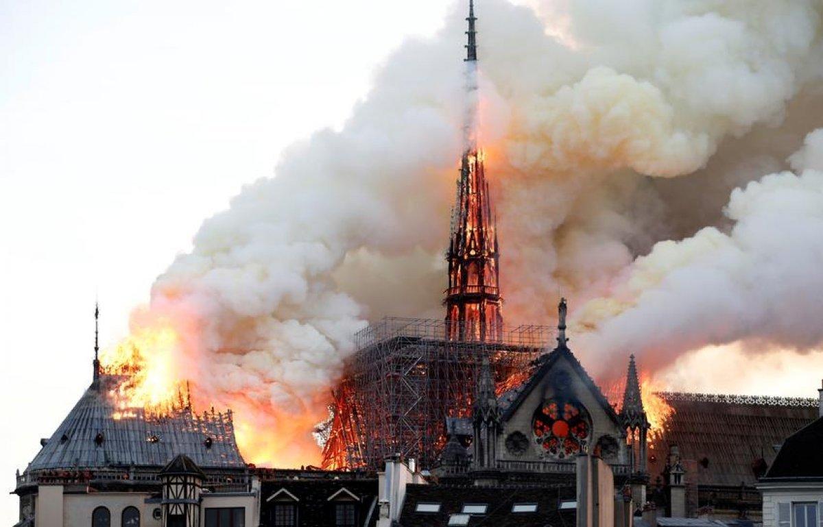 Notre Dame Katedrali, 2024 te açılacak #1