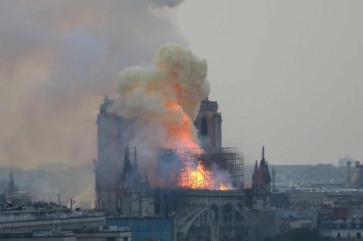 Notre Dame Katedrali, 2024 te açılacak #2