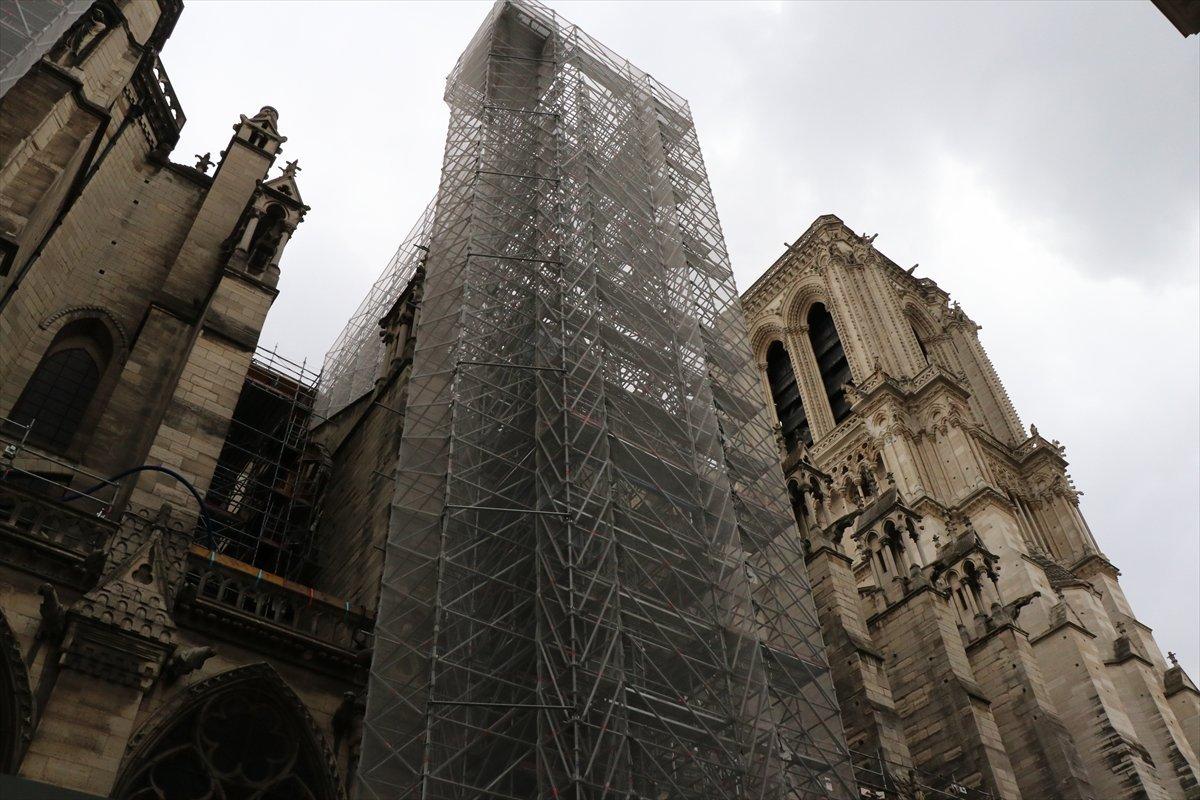 Notre Dame Katedrali, 2024 te açılacak #4