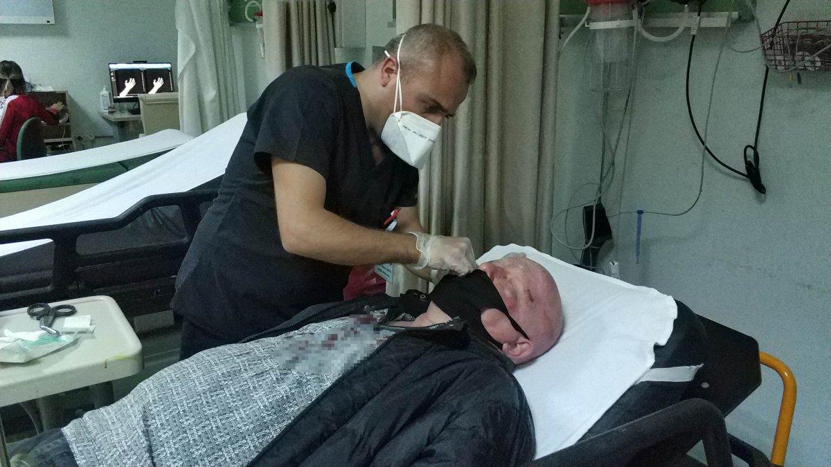 Samsun da zurnacıyı hastanelik edip 10 bin lirasını gasbettiler  #1