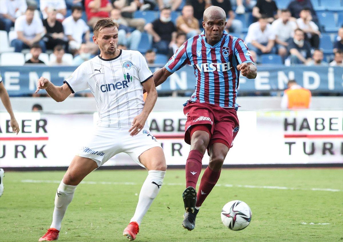 Trabzonspor, Abdullah Avcı ile 2,1 puan ortalaması yakaladı #1