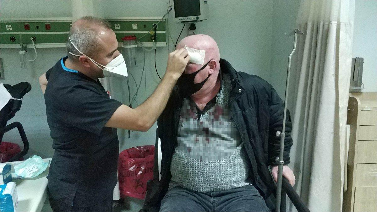 Samsun da zurnacıyı hastanelik edip 10 bin lirasını gasbettiler  #2