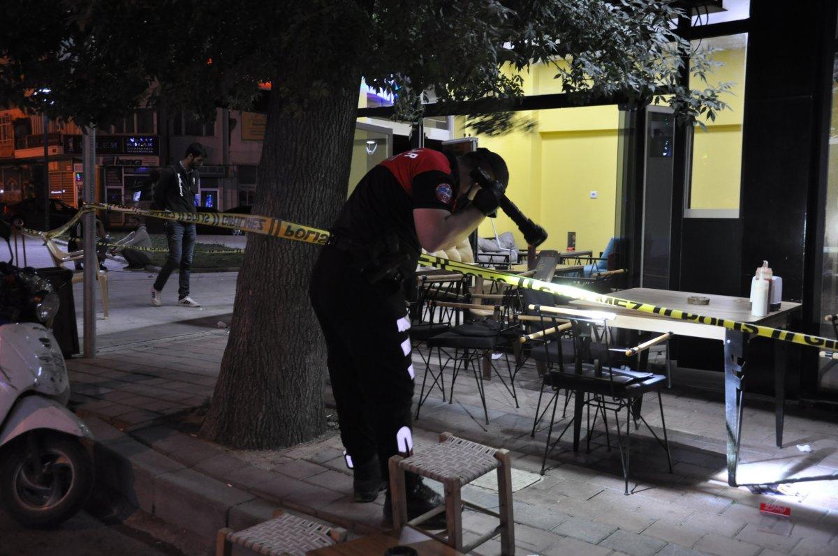 Karaman da bir kişi, bir buçuk saat arayla iki kez dükkanı bastı #2