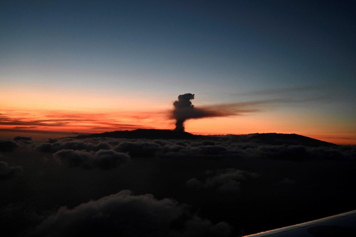 Kanarya Adaları nda lavlar püskürünce 5 bin kişi tahliye edildi #4