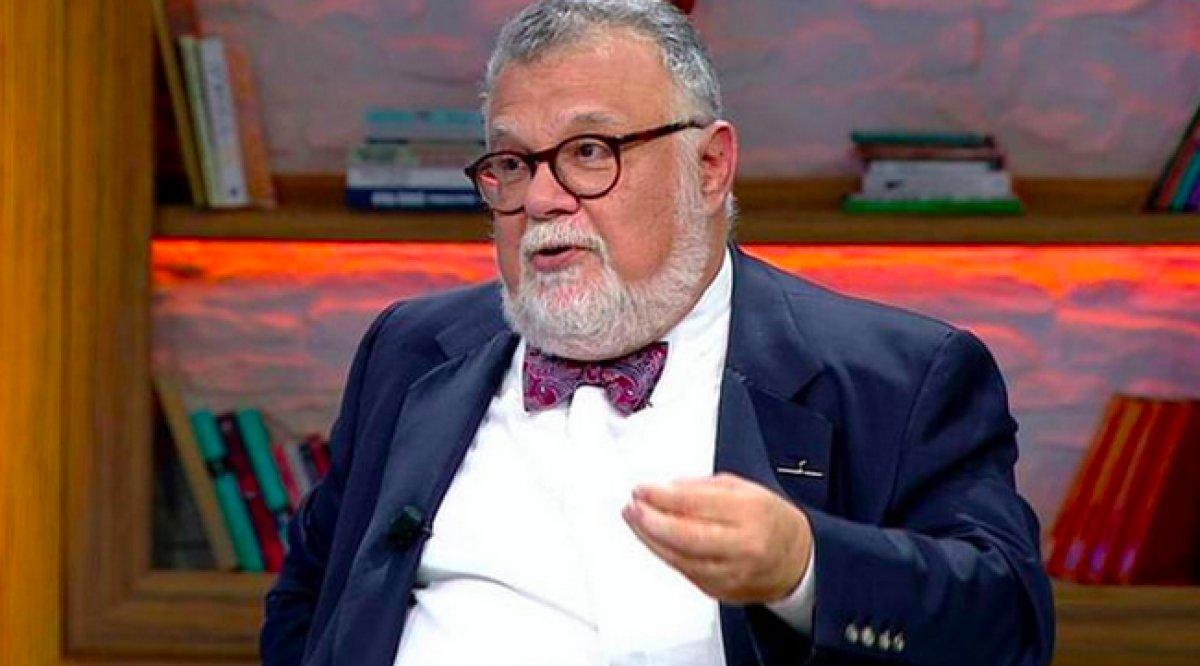 Prof. Dr. Celal Şengör den taciz olayına ilişkin ilk açıklama #1