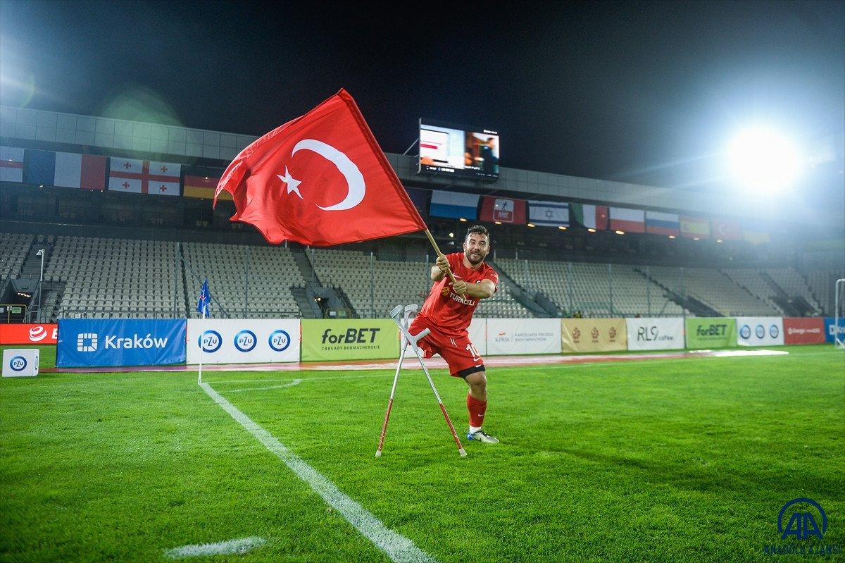 Süleyman Soylu, Ampute Futbol Milli Takımı sporcularını tebrik etti #4