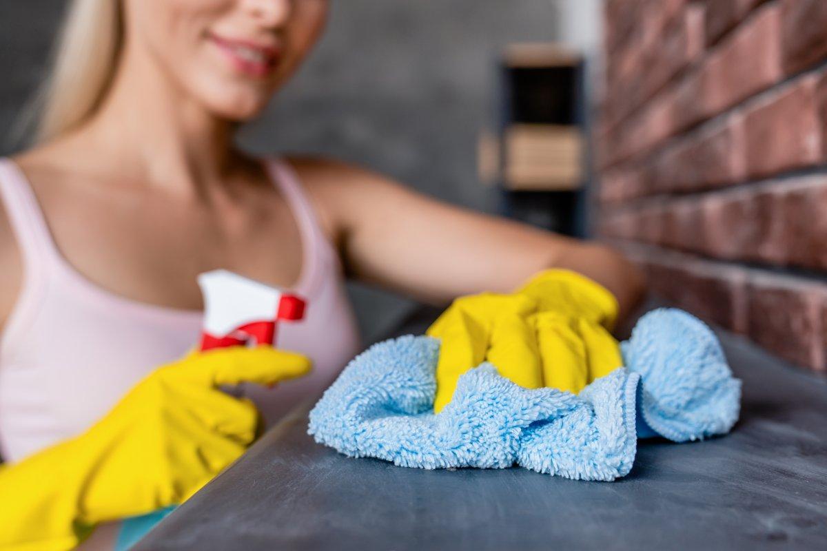 Alerjikler için ev temizliğinde 7 altın ipucu #1