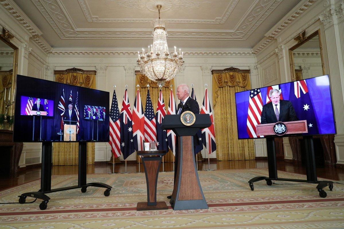 AB Dışişleri Bakanları, denizaltı krizini konuşacak #2