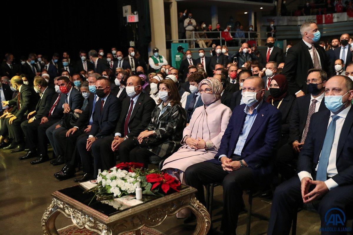 Cumhurbaşkanı Erdoğan dan ABD de açıklamalar #1