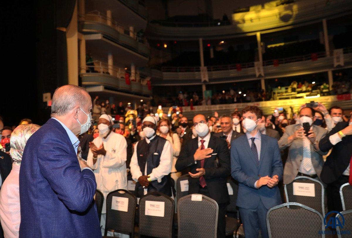 Cumhurbaşkanı Erdoğan dan ABD de açıklamalar #5
