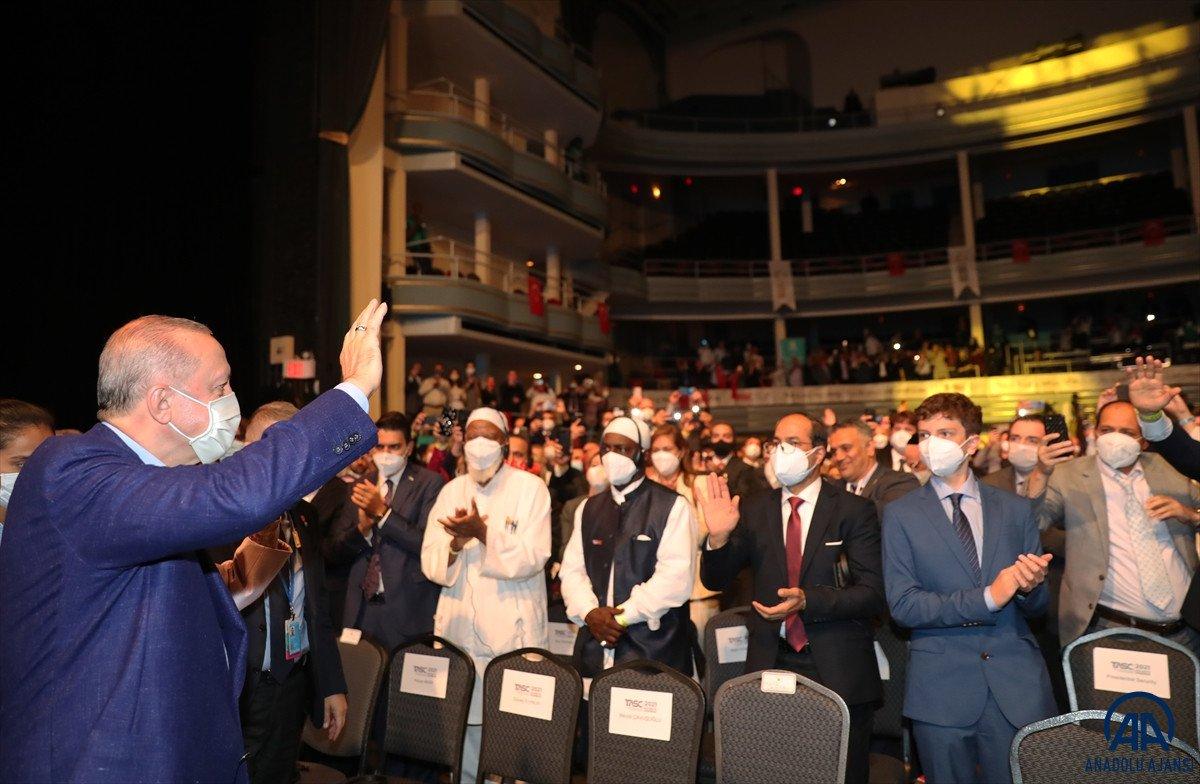 Cumhurbaşkanı Erdoğan dan ABD de açıklamalar #3