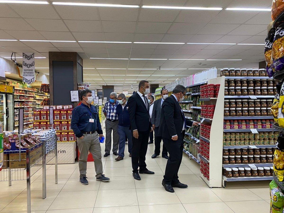 Kırşehir de fahiş fiyat denetimleri #3