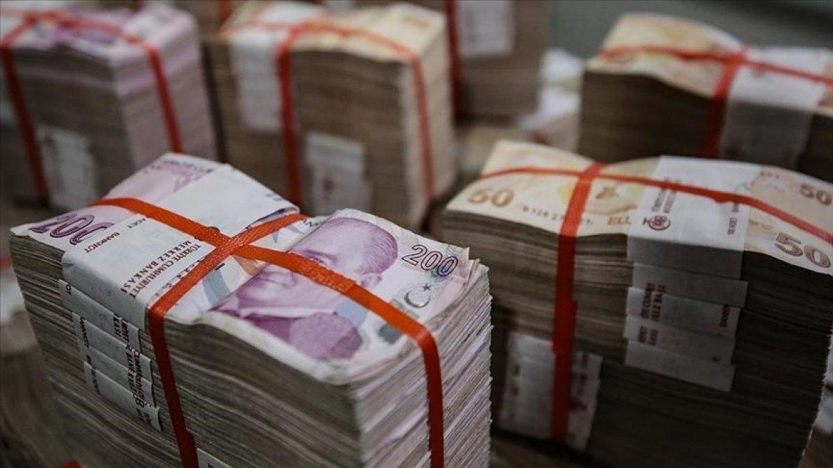 Hazine alacakları ağustos sonu itibarıyla 17.4 milyar lira oldu #1