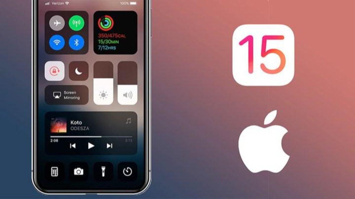iOS 15: İşte yenilikler ve destekleyen iPhonelar