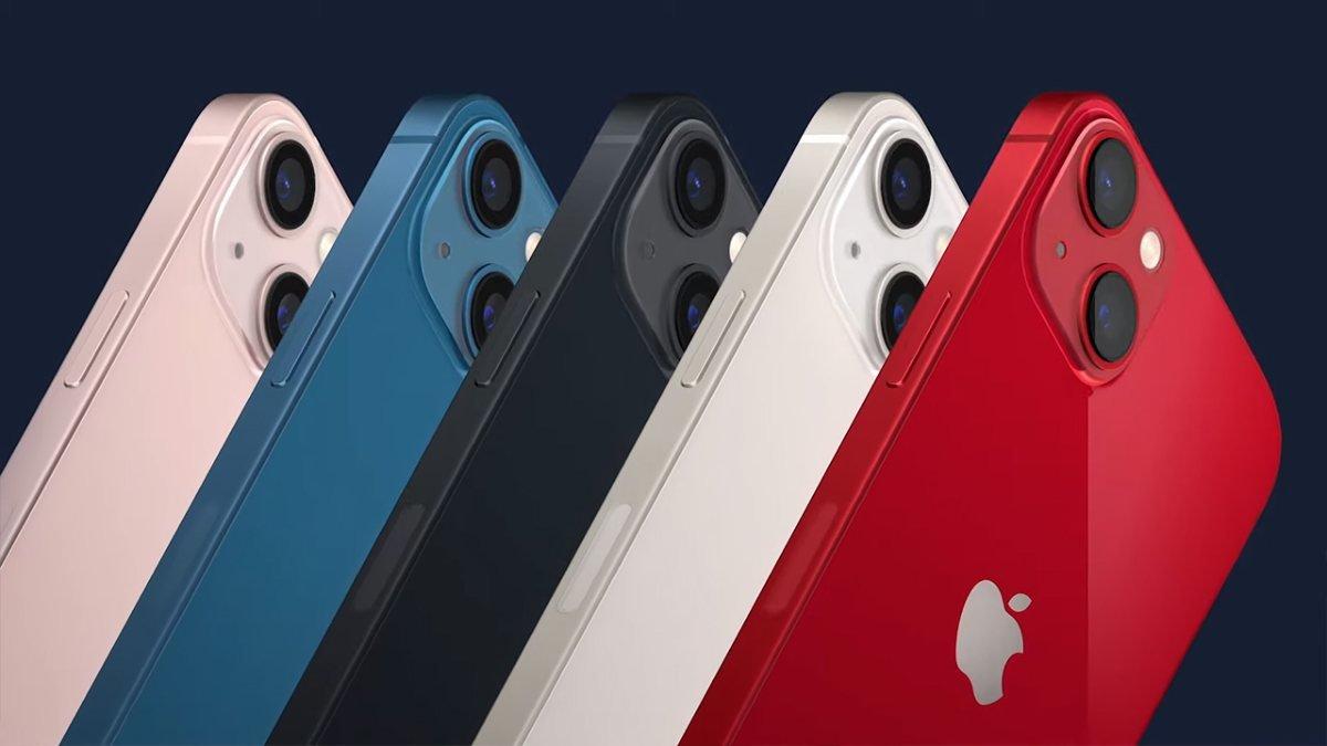 iPhone 13 modellerinin batarya kapasiteleri belli oldu