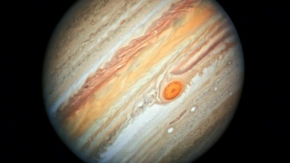 Amatör gözlemci Jüpiterdeki çarpışmayı görüntüledi