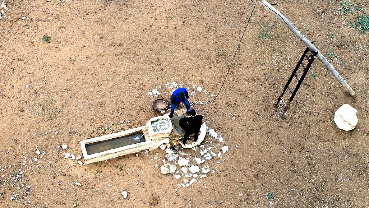 Konya Ovası nda yer altı suları, kuraklık nedeniyle 15 metreye düştü #3