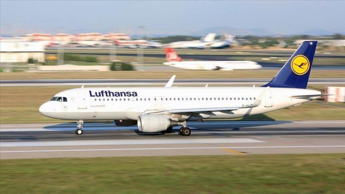 Lufthansa kurtarma paketini geri ödemek için sermaye artıracak #1