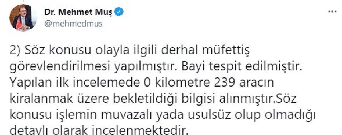 Sıfır otomobilleri stokladığı iddia edilen Honda Türkiye den açıklama  #3