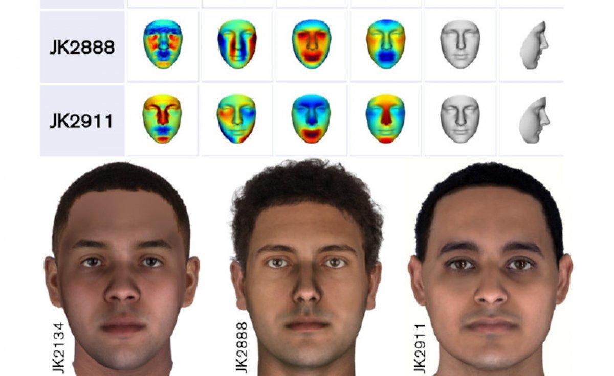 Bilim insanları, Mısırlı mumyaların yüzlerini canlandırdı #1