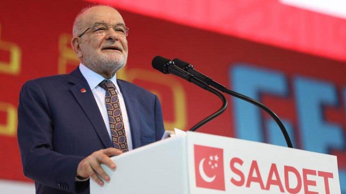 Temel Karamollaoğlu: Millet İttifakı nda olmamız şu an söz konusu değil  #1