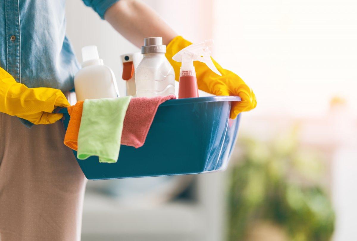 Alerjikler için ev temizliğinde 7 altın ipucu #2