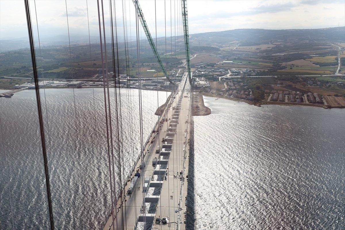 1915 Çanakkale Köprüsü nün yıllık zaman tasarrufu 624 milyon lira olacak #2