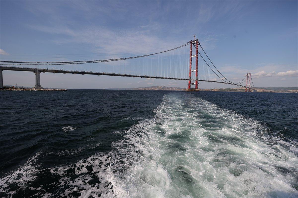 1915 Çanakkale Köprüsü nün geçiş ücreti belli oldu #1