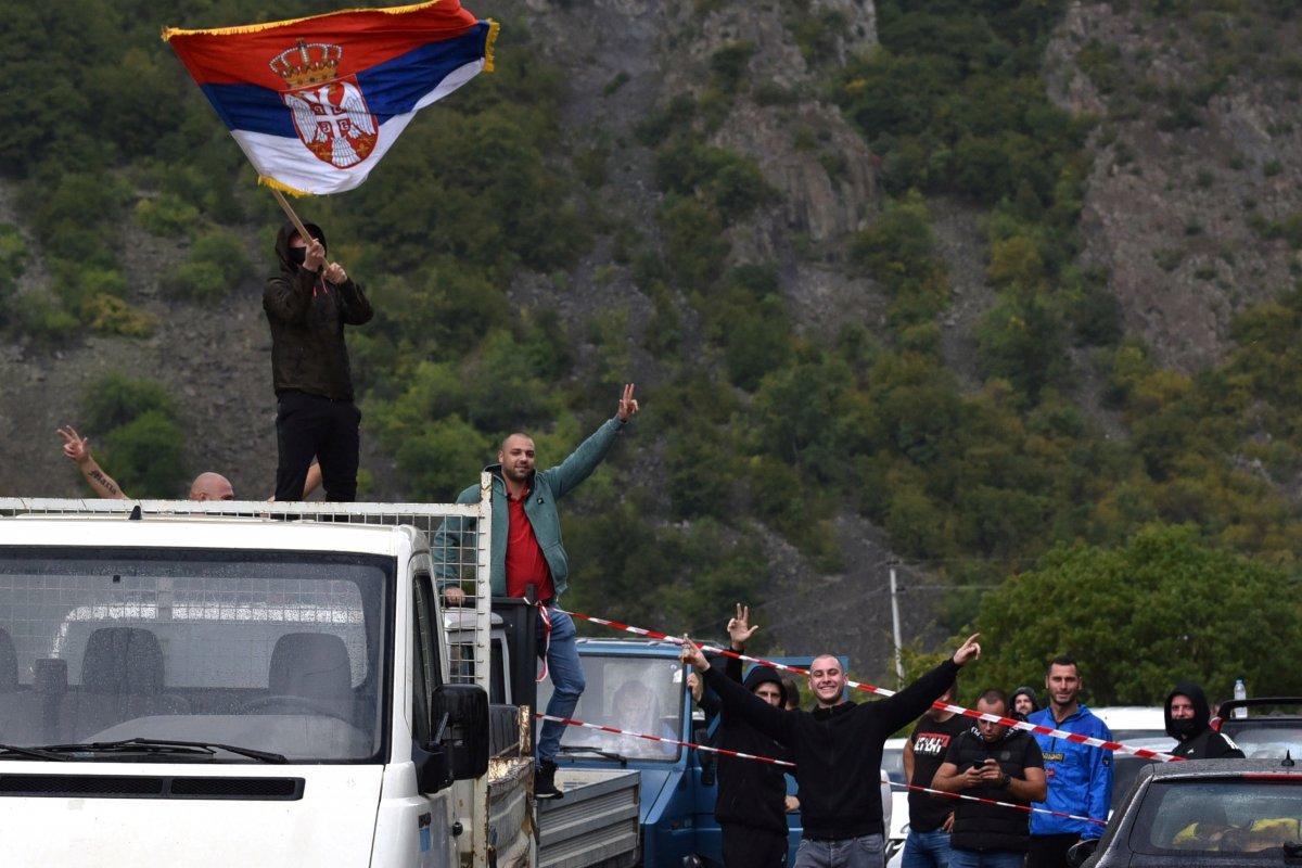 Kosova ile Sırbistan arasında plaka krizi #5