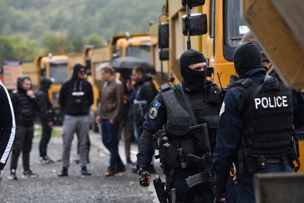 Kosova ile Sırbistan arasında plaka krizi #4