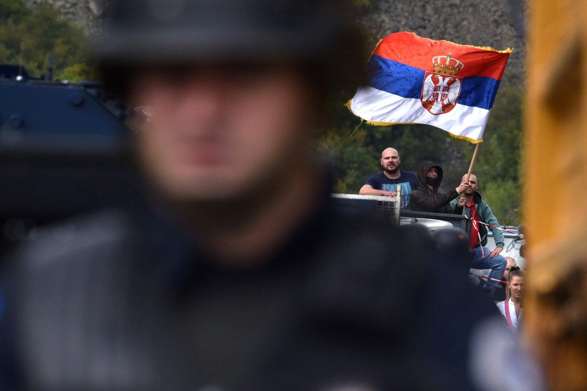 Kosova ile Sırbistan arasında plaka krizi #1