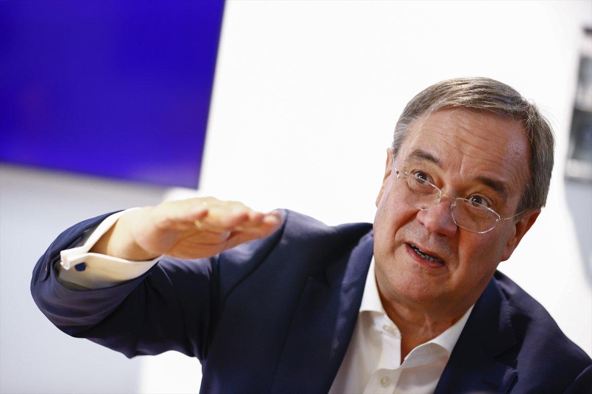 Alman başbakan adayı Armin Laschet: Türkiye önemli bir ülke #2
